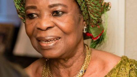Toyin Saraki Celebrates Mother