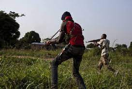 Bandits Currently Attacking Zamfara Community