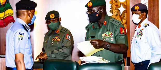 Chiefs To Buy Weapons Unaccounted For – Nigerian Government