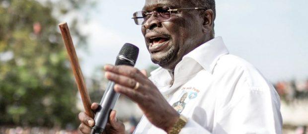 Congo's opposition candidate Kolelas dies