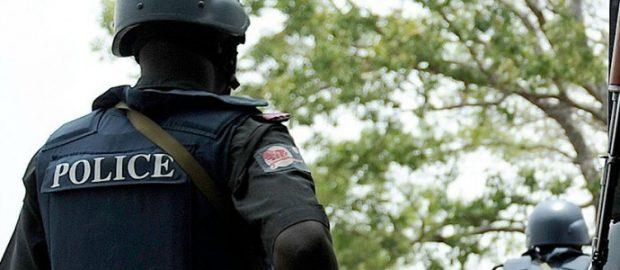Gunmen attack police patrol