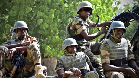 Gunmen kill at least 58 civilians