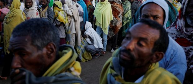 Land dispute drives new exodus in Ethiopia's Tigray