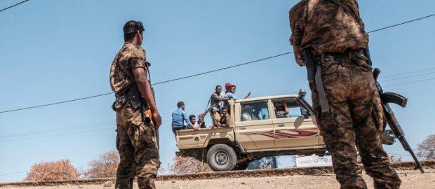 MSF says Ethiopian troops executed 4 men