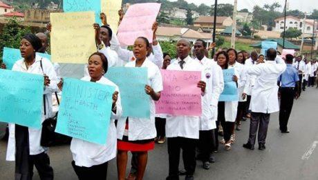 Nigeria's Resident Doctors Begin Indefinite Strike April 1