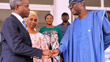 Osinbajo As He Becomes 64 Today