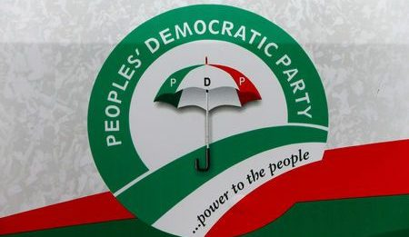 PDP May Zone 2023 Presidential Ticket To North