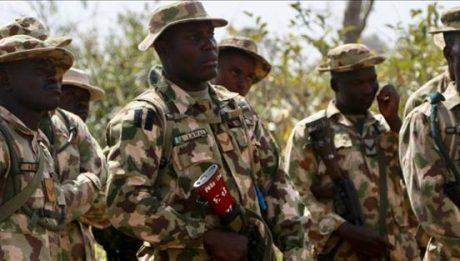 Soldiers Protest Over Unpaid Allowances, Obsolete Equipment In Borno