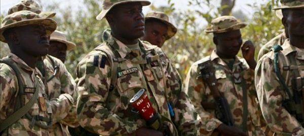 Soldiers Protest Over Unpaid Allowances, Obsolete Equipment In Borno