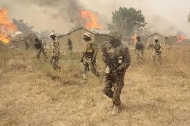 Troops Destroy Scores Of Boko Haram Terrorists