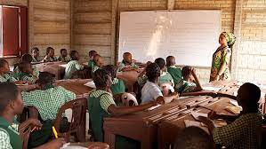 Save education, in Nigeria