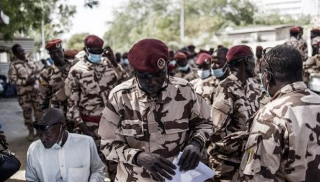 Chad counts votes as President Deby seeks to extend 30-year rule