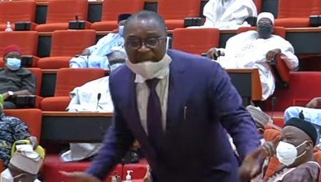 Insecurity: Smart Adeyemi Weeps On Senate Floor
