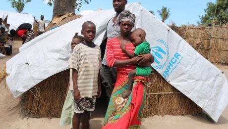 Nearly a million people facing severe hunger in Mozambique