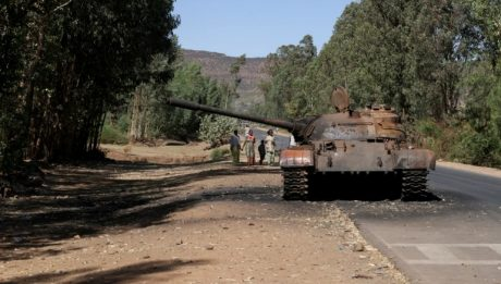 Eritrean troops open fire in Tigray's Adwa