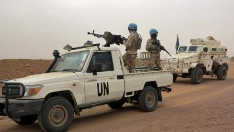 Three UN peacekeepers wounded in northern Mali attack