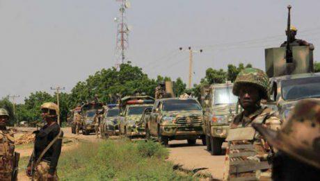 Borno's Damasak Town Comes Under Boko Haram Attack