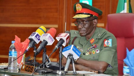 Military opts for full force against insecurity