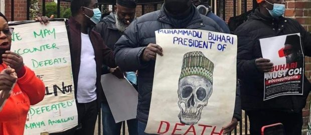 Reno Omokri - Why I Initiated the protest against Buhari in London