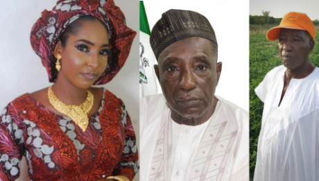 74-year-old Nigeria's Agric Minister, Nanono Secretly Marries