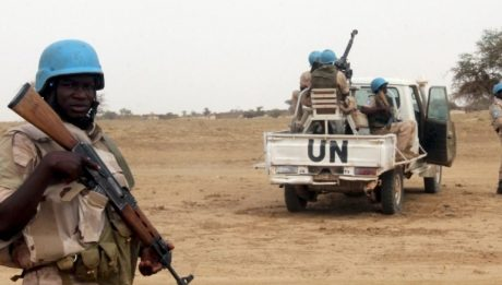Four peacekeepers killed in northern Mali attack