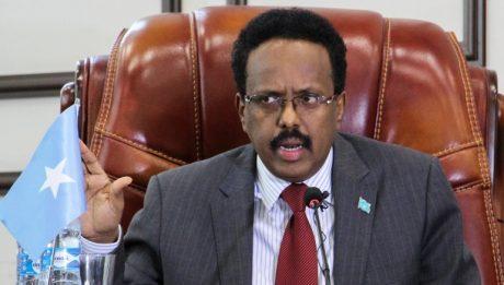 Somalia president to address nation