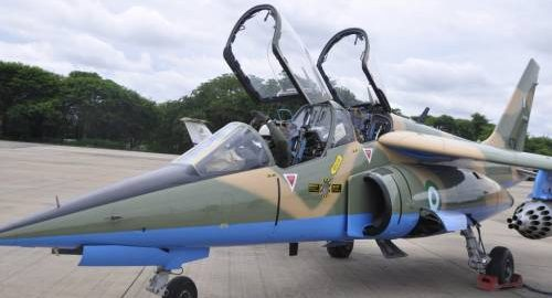 Nigerian Alpha Jet Goes Missing During Boko Haram Operation