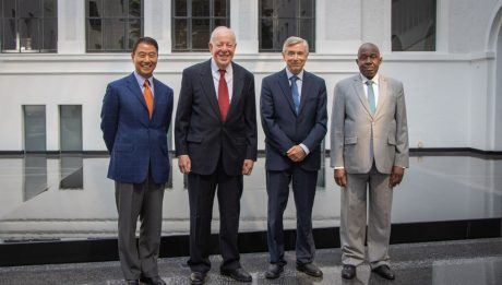 WTO Pays Tribute To Outgoing Deputy Directors-general