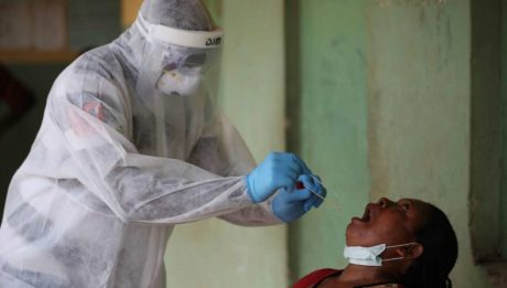 Africa's COVID-19 testing declines as deadly variants