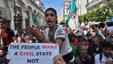 Algeria to ban unauthorised protests