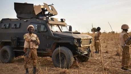 Dozens killed in eastern Burkina Faso attack