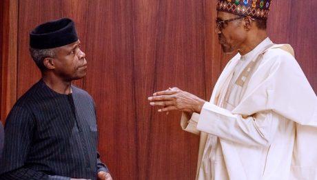 Buhari, Osinbajo's Absence At Late Army Chief's Burial