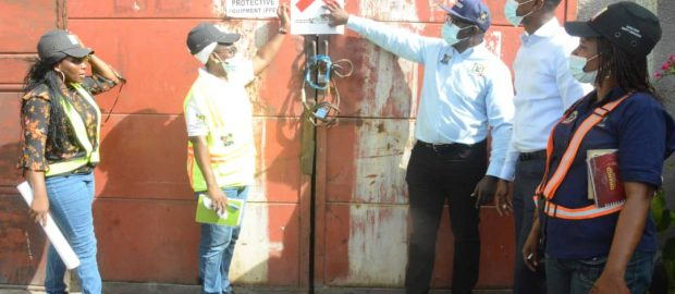LASG Declares For Safety Measures