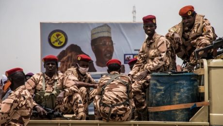 Chad military council names transitional government