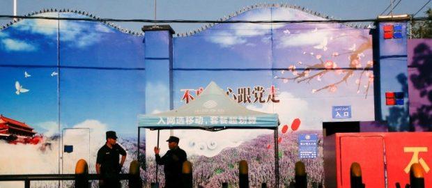 China's Xinjiang province an 'open-air prison'