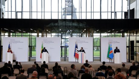 Paris summit mobilises finance, vaccines for Africa