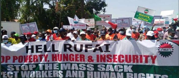 FG wades into NLC, Kaduna govt face-off