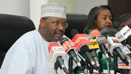 Fire guts another INEC office