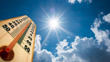 High death rates in March associated with hot weather