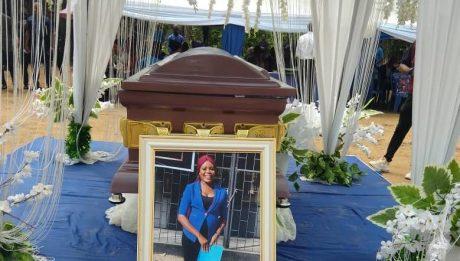 Remains of slain Akwa Ibom job-seeker laid to rest