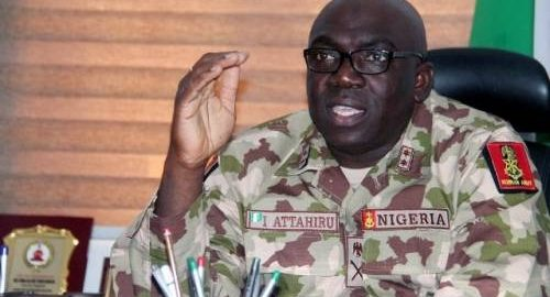Nigerian Army Reacts To Allegation Of Killing Igbo