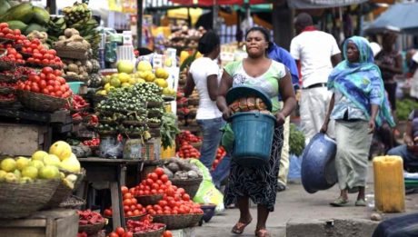 Nigeria's inflation falls the first time in 21 months