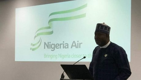 Nigeria's national air carrier to begin operation in 2022