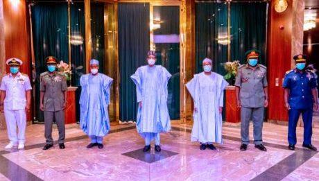 Nigerian Army: We Won't Overthrow Buhari Government