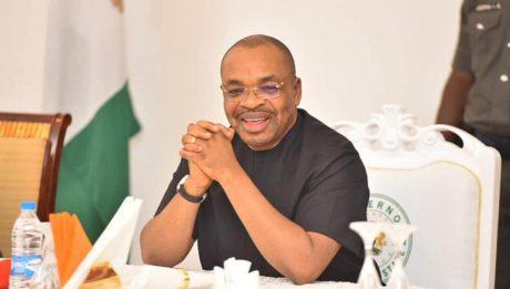 Akwa Ibom governor dispels defection rumours