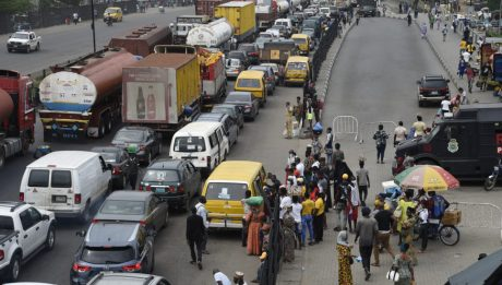 Dislodging traffic robbers in Lagos State