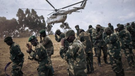 At least 50 killed in attacks on two DR Congo villages