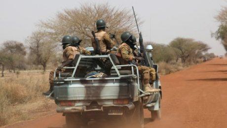 Attackers kill 100 civilians in Burkina Faso village raid