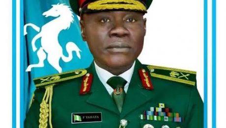 Farouk Yahaya: No Mass Retirement In Military