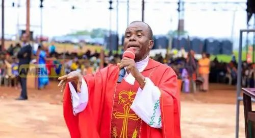 Mbaka: Why I Didn't But Private Jet